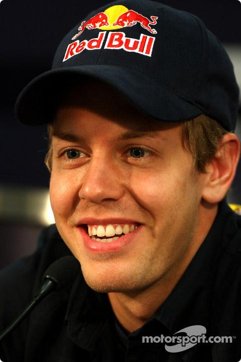 Vettel di Monaco 2009. Credit to www.motorsport.com.